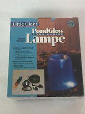 LITTLE GIANT PONDGLOW LOW VOLTAGE UNDERWATER LIGHT KIT 20 WATT 12 VOLT