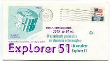 1973 Explorer51 Atmosphere Highly Elliptical Orbit Vandenberg Polyhedron USA SAT
