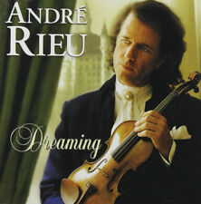 ANDRE RIEU DREAMING CD NEW