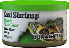 JurassiDiet Shrimp Food 35g Aquatic Fish Reptile Lizard Frog Turtle amphibian