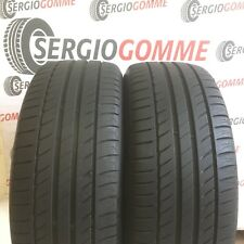 2x 225/55 R17  225 55 17  2255517 97W, MICHELIN ESTIVE, 5,5-5,1mm, DOT.4012