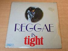 EX !! Lloyd Charmers/Reggae Is Tight/1969 Trojan LP