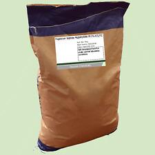 Sulfato de magnesio heptahidratado sales de Epsom 99.5% () 25Kg
