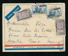 Aviation Used French & Colonies Stamps