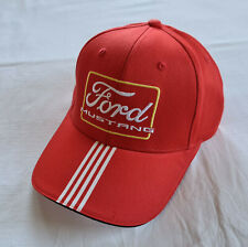 Ford Mustang Official Licensed Supporter Cap 58cm Adjustable