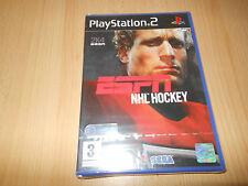 espn nhl hockey (PS2) NEW FACTORY SEALED pal