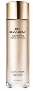 Missha Time Revolution  Regenerating Royal Softener 150ml Anti Aging Wrinkle