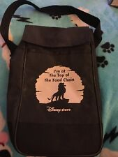 Lion King Disney Store Cast Member Employee Lunch Tote Simba