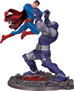 Superman vs Darkseid Battle Statue Diorama 3rd Edition by DC Direct Sideshow