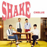 CNBLUE-SHAKE (TYPE-B)-JAPAN CD+DVD Ltd/Ed E25