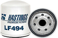Hastings LF494 Lube Spin-on For Select 82-11 Lexus Toyota Models