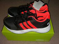 the best attitude 3e2f8 632a4 Adidas Star Uomini Training Vs Scarpe Da Corsa Nero - 8.5 Regno Unito (42 2