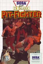 ## SEGA Master System - Pit Fighter / MS Spiel ##