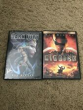 The Chronicles Of Riddick DVD You Choose Movie Lot Vin Diesel Dark Fury 👀💵