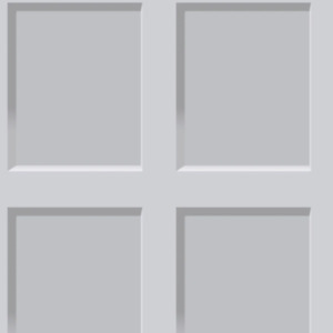 Heritage Large 3D Grey Wood Panel Wallpaper by Debona 6741