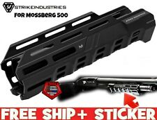 Strike Industries Valor of Action Guard for Mossberg 500 590 Shotgun Hayl Rail
