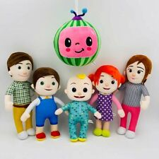 2020 New Cocomelon Family Educational  Stuffed Doll Toys For Children Xmas Gifts