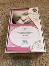 Wilton Newborn Baby Photo Announcements 50 with Envelopes Print at Home