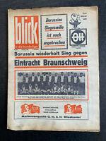 BL 65/66 Borussia Neunkirchen - Eintracht Braunschweig, 30.04.1966