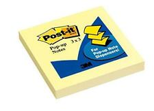 Post It Pop Up Notes Americas 1 Favorite Sticky Note 3 X 3 Inches Canary