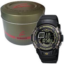 RRP £100 Casio G-Shock G-7710-1ER 200m Water Resistant Black Mens Sports Quartz