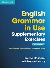 English Grammar in Use Supplementary Exercises with Answers (Pape. 9781107616417