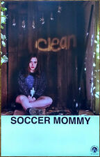SOCCER MOMMY Clean 2018 Ltd Ed RARE New Poster +FREE Indie Pop Rock Folk Poster!