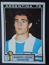 Panini 95 Alberto Cesar Tarantini Argentina WM 78 World Cup Story