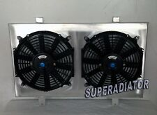 Radiator Fan Shroud and Fans fit for 1995-1999 Nissan Maxima INFINITI I30 New