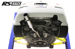 """Greddy RS Race 3"""" Y-Pipe-Back Single Exit Exhaust for 03-08 Nissan 350Z Z33"""