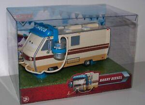 Disney Pixar Cars Deluxe Oversize BARRY DIESEL Matty Collector Exclusive 2010