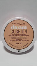 Fond De Teint Dream Cushion 21 Beige Doré Gemey Maybelline