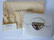 AUTHENTIC LOUIS VUITTON White Epi trifold Koala wallet