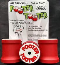 The Original  Pooter Tooter 3 PACK for $34.00 Ultimate Fart Gag