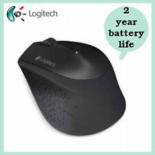 Logitech M330 Black SILENT PLUS wireless Mouse (910004905) Free Shipping!