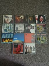 CD Job Lot - Metal, Punk, Rock