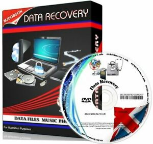 Recover Your Data - External OR Internal Hard Drives - Recovers Data & Photo's