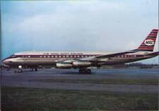 (vvh) Airplane Postcard: Martinair, DC8