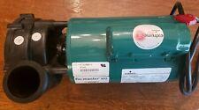 Aquaflo Flo Master XP2 PUMP EMERSON MP 160 2 HP MOTOR