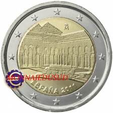 2 Euro Commémorative Espagne 2011 - Alhambra de Grenade