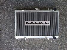 ALUMINUM RADIATOR FOR 1989-1994 NISSAN 240SX S14 RB20 2.4L KA24 I4 ENGINE 2ROW