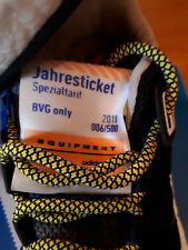 ADIDAS EQT SUPPORT 93BLN BVG Sneaker Berlin EU42 US8.5 UK8 Limited Edition