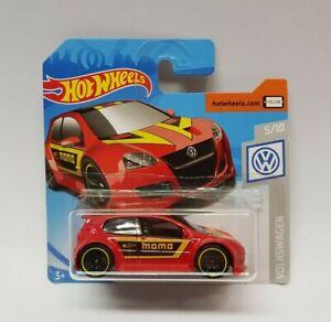 Hot Wheels -  Volkswagen Golf GTI 5/10 FYD58 19/250 NEU & OVP
