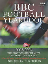 BBC Football Year Book 2003-2004, Pratt, Terry, Very Good Book