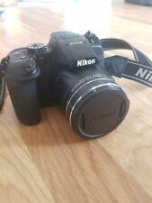 Nikon COOLPIX B700 BK Digital Camera 20MP Optical Zoom 60x Black B700