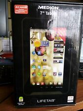 "Medion LIFETAB Model E7312 7"" Android Tablet"
