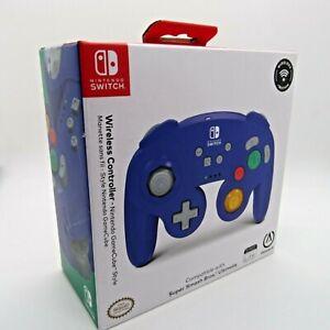Nintendo Switch GameCube Wireless Controller Purple PowerA
