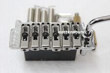 Wilkinson WVS 50 II K guitar tremolo bridge in Chrome