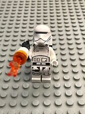 LEGO Star Wars Minifig - First Order Flame Trooper 75166
