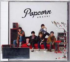 Arashi: Popcorn (2012) Japan / CD TAIWAN SEALED